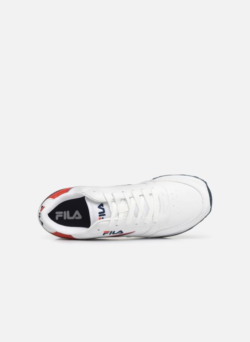 Baskets FILA Orbit F Low Blanc vue gauche
