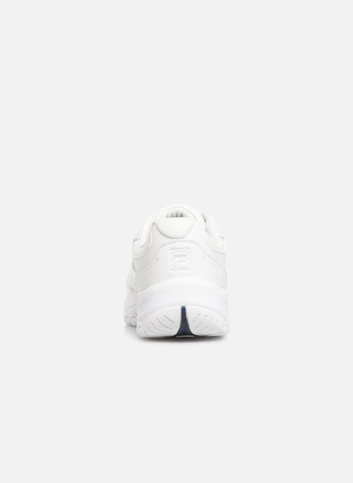 Sneakers FILA Scelta Low Bianco immagine destra