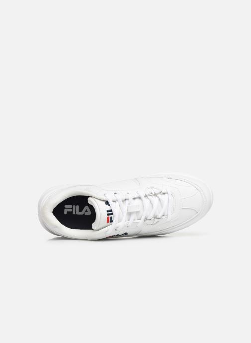 Baskets FILA Scelta Low Blanc vue gauche