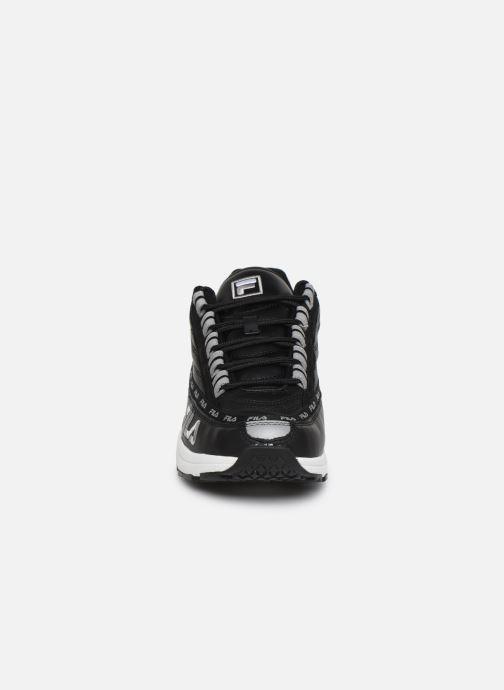 Baskets FILA Dstr97 L Noir vue portées chaussures