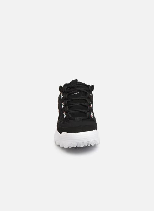 Baskets FILA D-Formation Noir vue portées chaussures