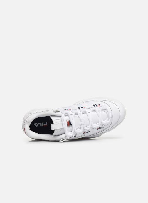 Sneakers FILA D-Formation Bianco immagine sinistra