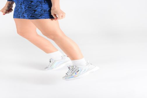 Sneakers FILA Disruptor M Low Wmn Roze onder