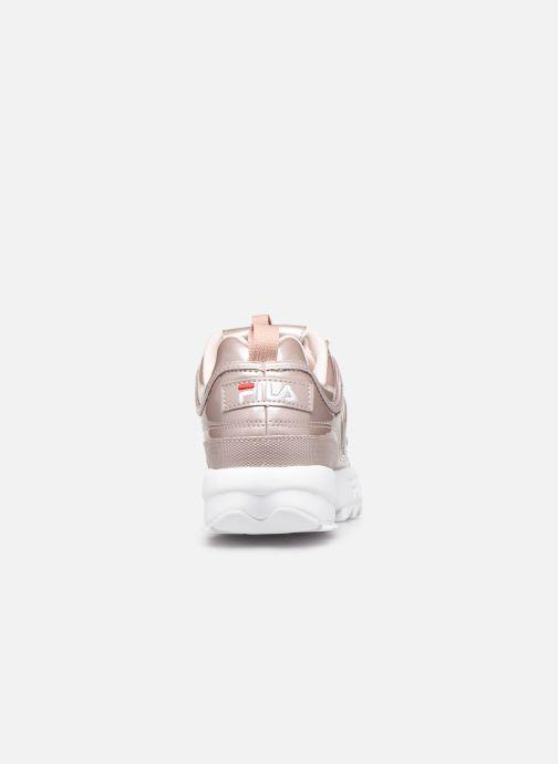 Sneakers FILA Disruptor M Low Wmn Roze rechts