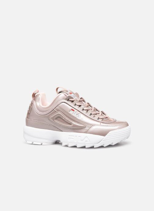 Baskets FILA Disruptor M Low Wmn Rose vue derrière