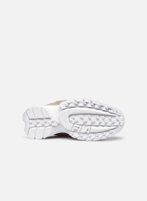 Sneakers FILA Disruptor M Low Wmn Roze boven