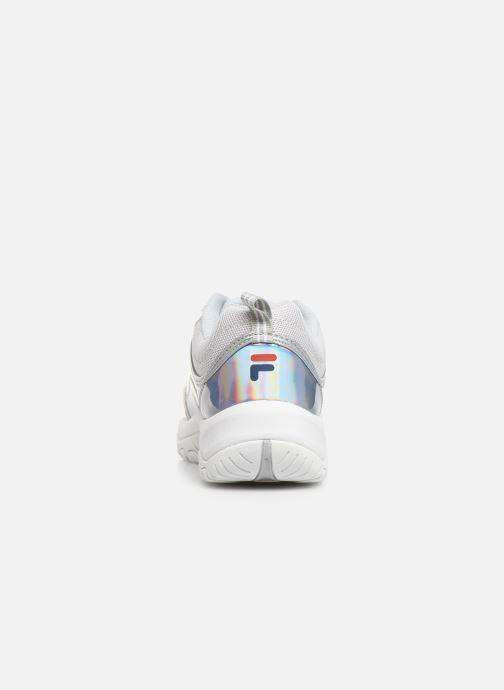 Sneakers FILA Strada M Low Wmn Sølv Se fra højre