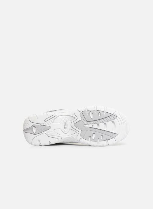 Sneakers FILA Strada M Low Wmn Zilver boven