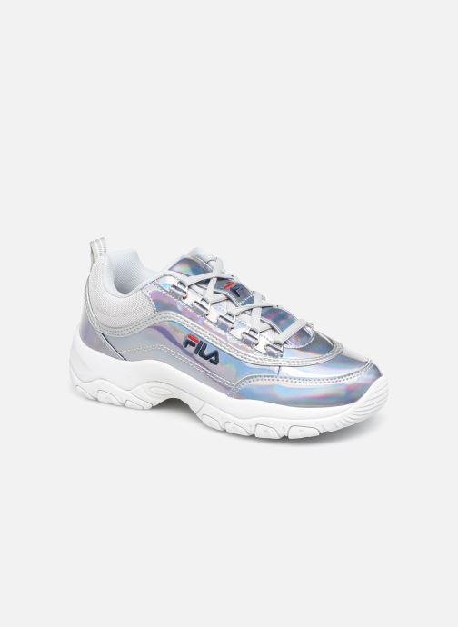 Sneakers FILA Strada M Low Wmn Zilver detail