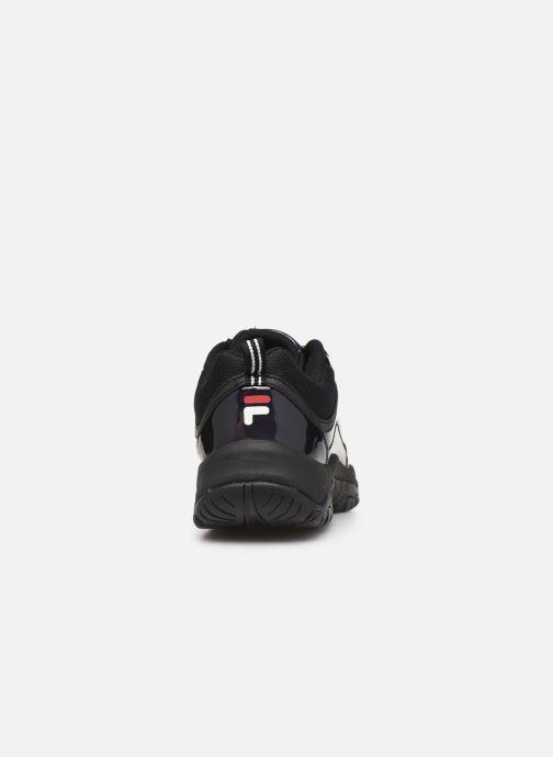 Sneakers FILA Strada M Low Wmn Zwart rechts