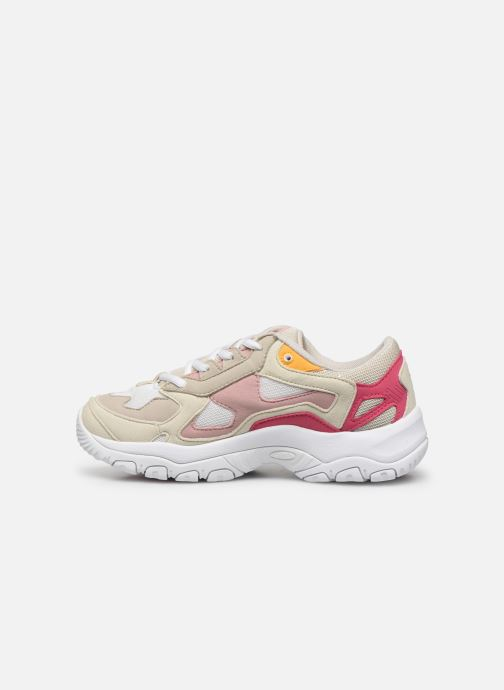 Trainers FILA Select Low Wmn Beige front view