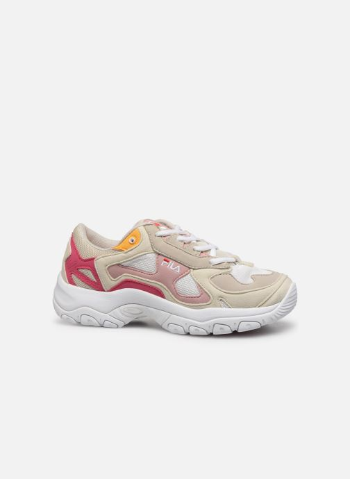Trainers FILA Select Low Wmn Beige back view