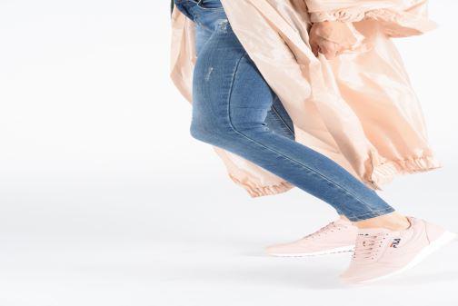 Sneakers FILA Orbit Low Wmn Pink se forneden