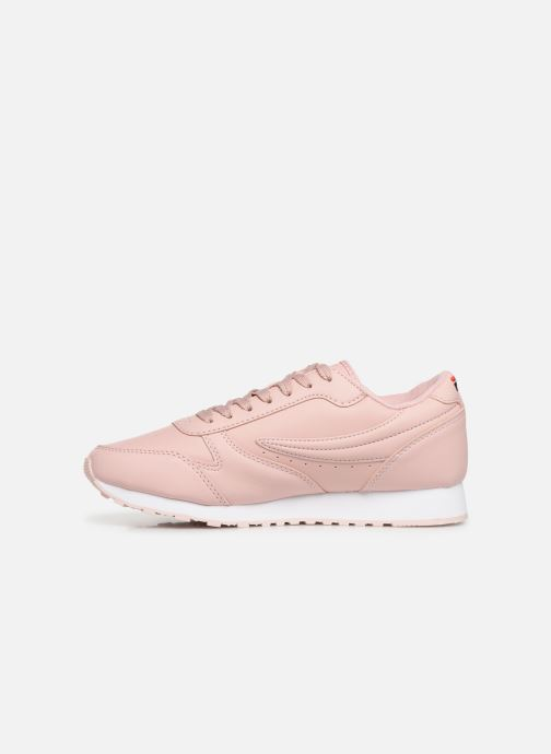 Sneakers FILA Orbit Low Wmn Pink se forfra