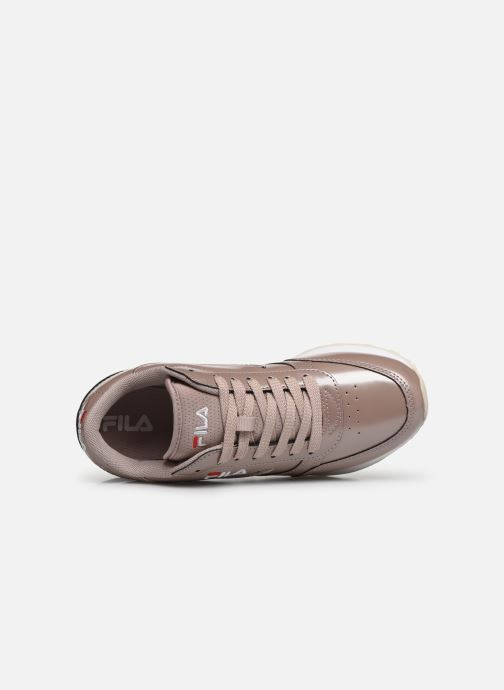 Trainers FILA Orbit F Low Wmn Pink view from the left