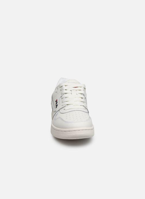 Baskets FILA Arcade L Low Wmn Blanc vue portées chaussures