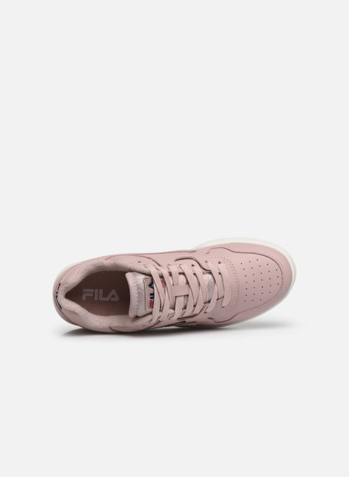 Baskets FILA Arcade L Low Wmn Rose vue gauche