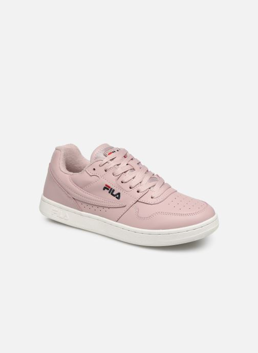 Baskets FILA Arcade L Low Wmn Rose vue détail/paire