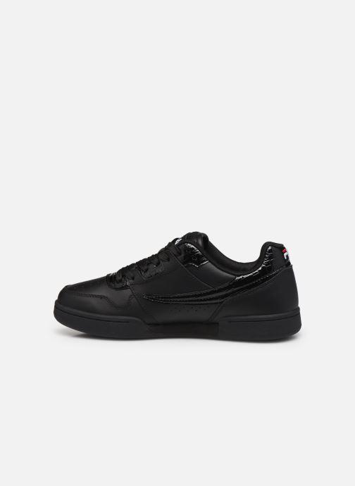 Sneaker FILA Arcade F Low Wmn schwarz ansicht von vorne