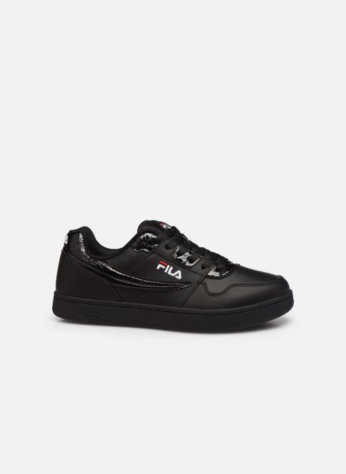 Sneaker FILA Arcade F Low Wmn schwarz ansicht von hinten