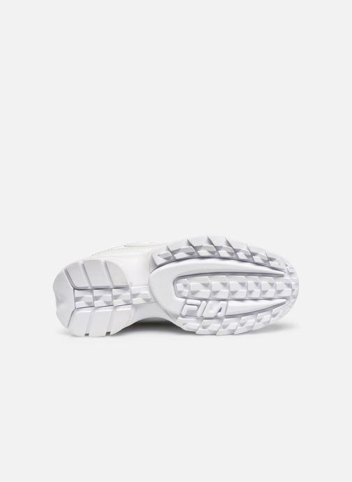 Sneakers FILA Disruptor P Low Wmn Wit boven