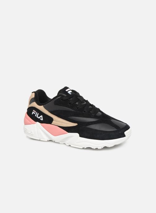 Trainers FILA V94M R Low Wmn Black detailed view/ Pair view