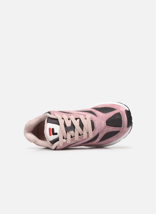 Baskets FILA V94M Low Wmn Rose vue gauche