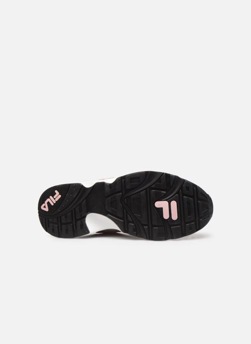 Baskets FILA V94M Low Wmn Rose vue haut