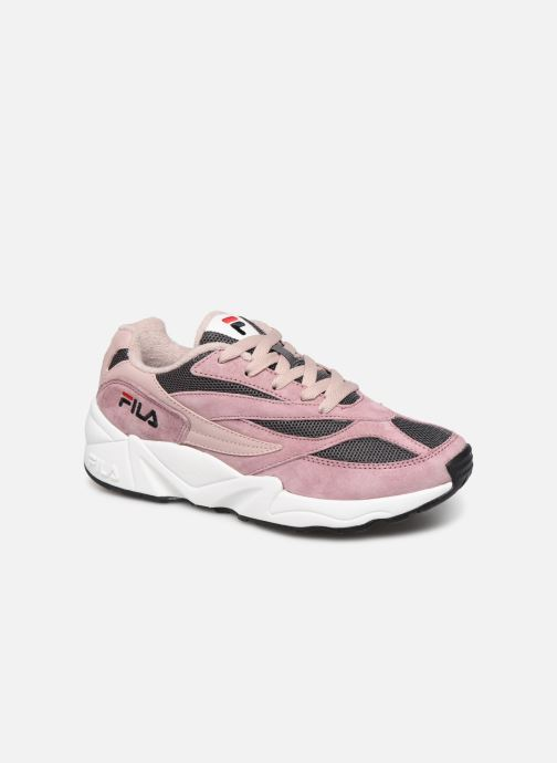 Baskets FILA V94M Low Wmn Rose vue détail/paire