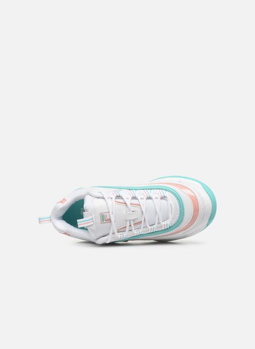 Sneakers FILA Ray Cb Low Wmn Bianco immagine sinistra
