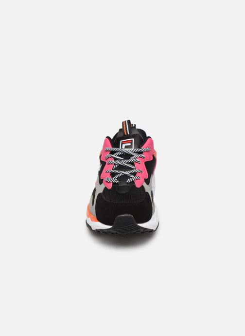 Baskets FILA Ray Tracer Wmn Multicolore vue portées chaussures