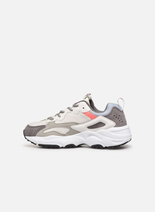 Baskets FILA Ray Tracer Wmn Gris vue face