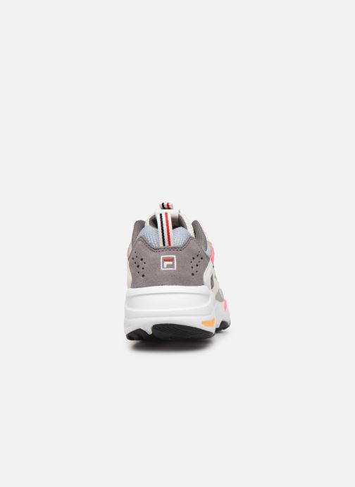 Baskets FILA Ray Tracer Wmn Gris vue droite