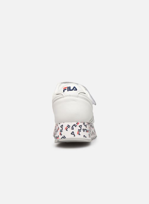 Trainers FILA Orbit Zeppa Strap Wmn White view from the right