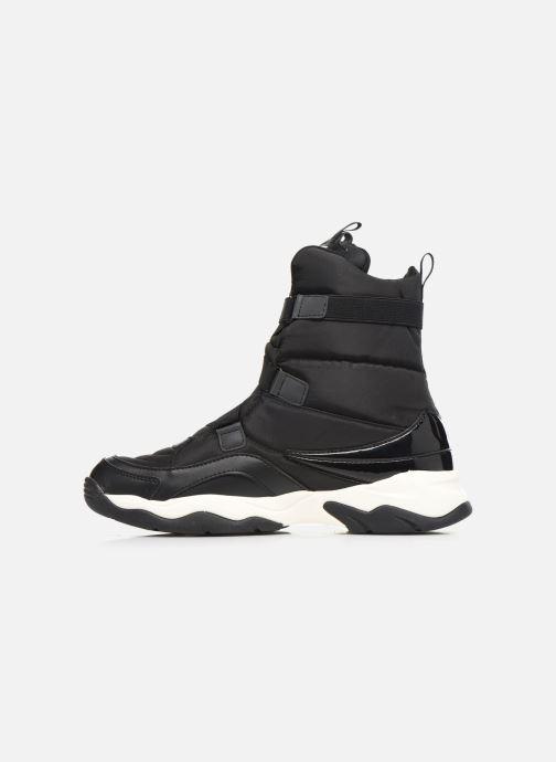 Sneaker FILA Ray Neve Boot Wmn schwarz ansicht von vorne
