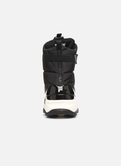 Sneaker FILA Ray Neve Boot Wmn schwarz ansicht von rechts