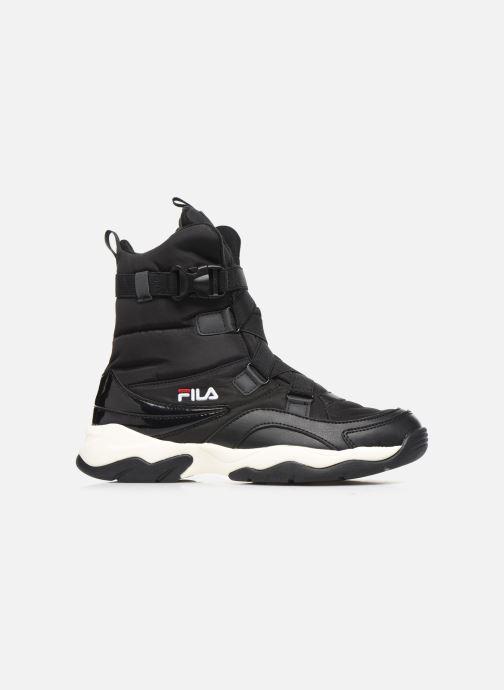 Sneaker FILA Ray Neve Boot Wmn schwarz ansicht von hinten