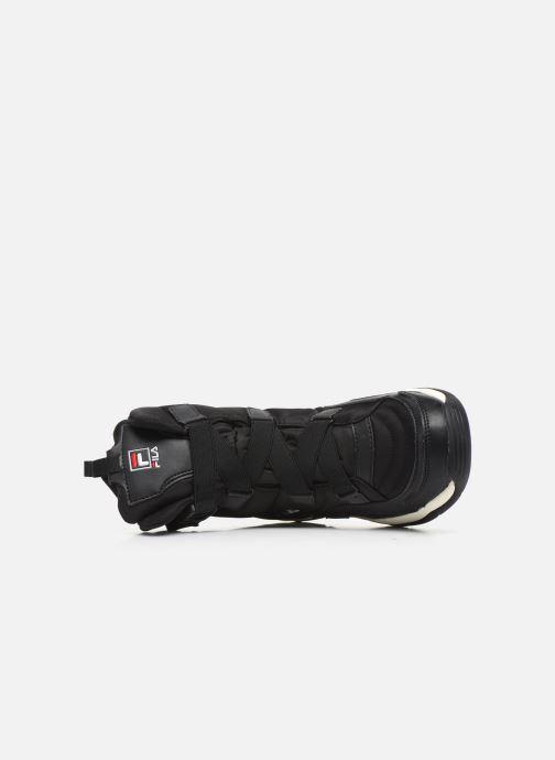 Sneaker FILA Ray Neve Boot Wmn schwarz ansicht von links