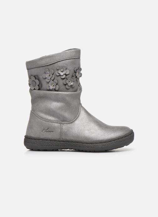 Støvler & gummistøvler Chicco Cledia Grå se bagfra