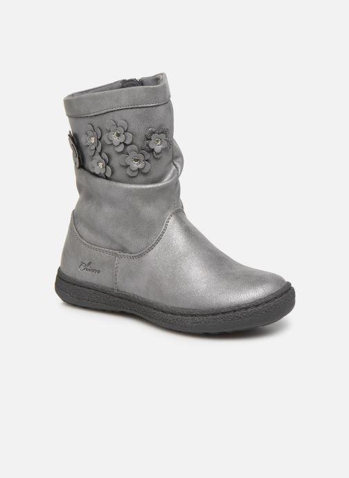 Støvler & gummistøvler Chicco Cledia Grå detaljeret billede af skoene