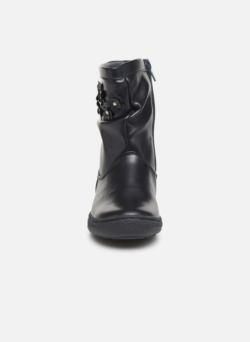 Bottes Chicco Cledia Bleu vue portées chaussures