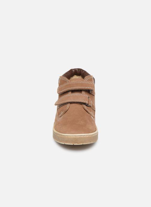 Bottines et boots Chicco Clay Marron vue portées chaussures