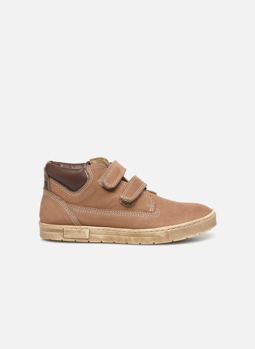 Boots en enkellaarsjes Chicco Clay Bruin achterkant