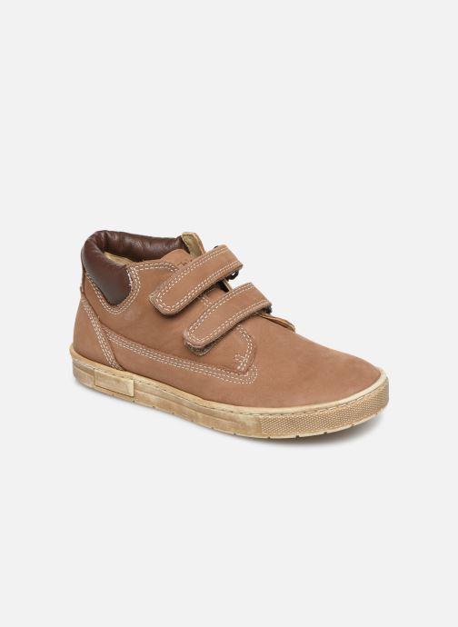 Boots en enkellaarsjes Chicco Clay Bruin detail