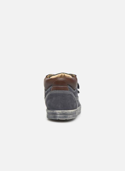 Bottines et boots Chicco Clay Bleu vue droite