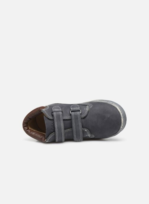 Bottines et boots Chicco Clay Bleu vue gauche