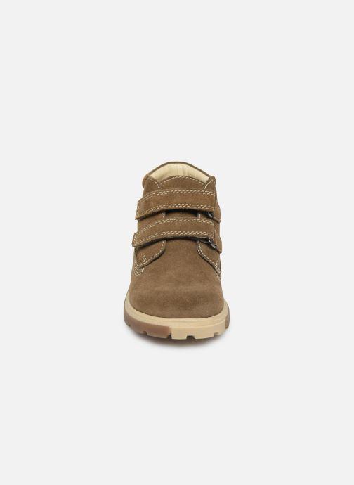 Bottines et boots Chicco Codot Marron vue portées chaussures