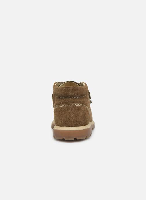 Bottines et boots Chicco Codot Marron vue droite