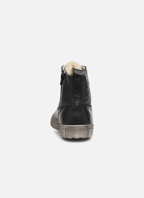 Sneakers I Love Shoes THALIN LEATHER Nero immagine destra