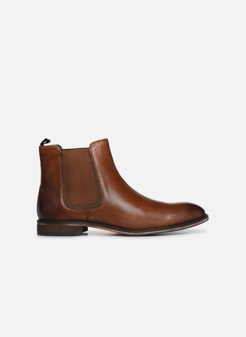 Bottines et boots I Love Shoes THEBO LEATHER Marron vue derrière